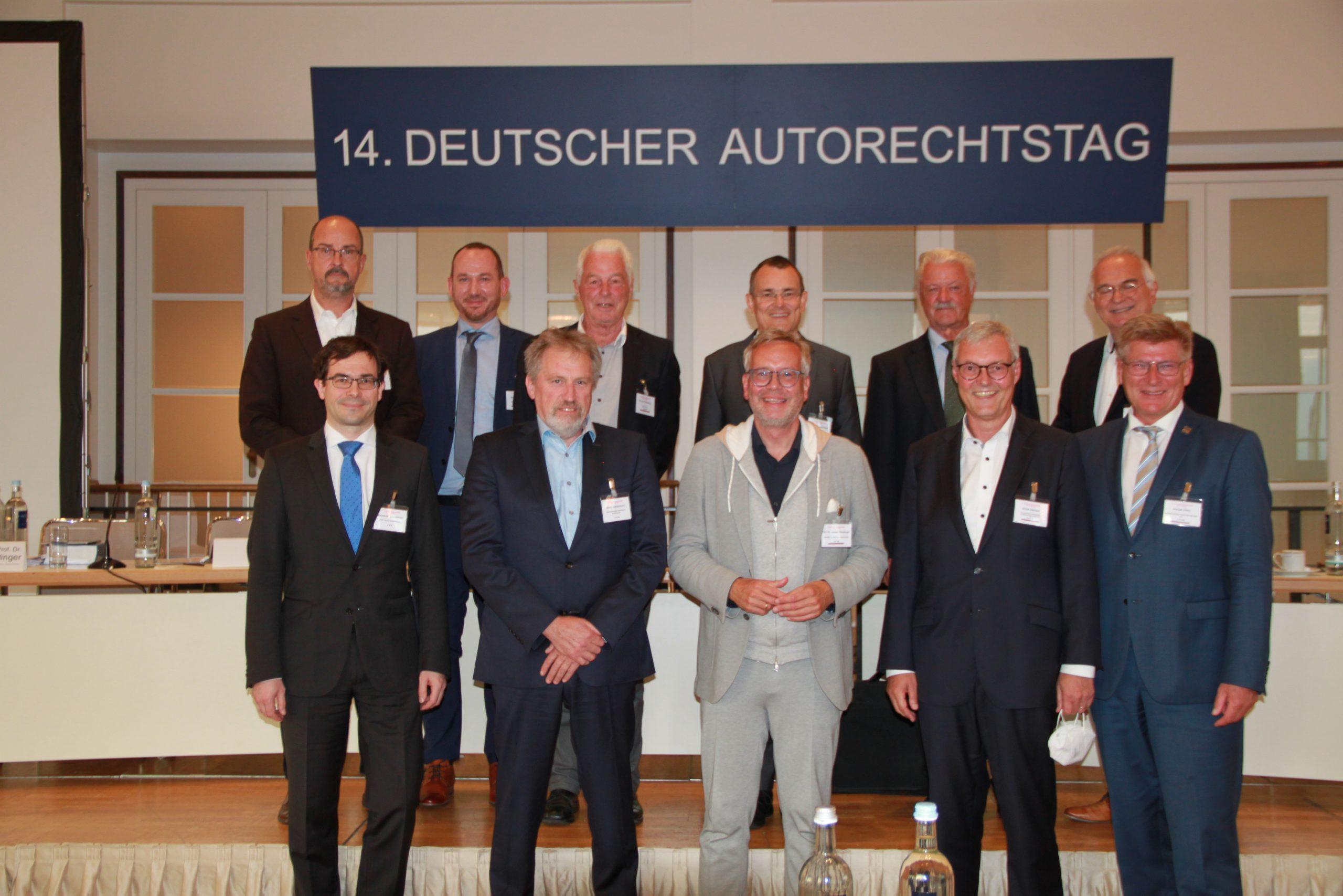 Pressebericht zum 14. Deutschen Autorechtstag